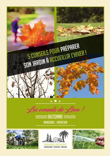 Guide de l'automne - Les conseils de léon